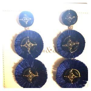 Jewelry - Stella and Dot Gemma Earrings